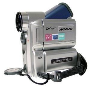 "DV7000 Digital Video Recording Camera 4.1 MegaPixels 64 MB External Memory 2"""" LCD"