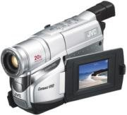 JVC Compact VHS-C Camcorder