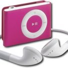 Apple iPod shuffle 1GB* MP3 Player-Pink
