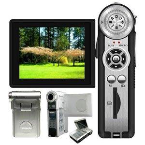 "12.0M Pixels 2.5""Colour Screen Digital Video Camera with MP3 (DV-1286)"