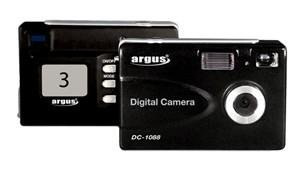ARGUS - argus dc-1088 digital camera - 1.3 megapixels