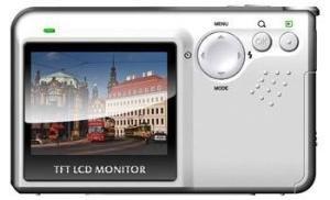 Vivitar VIVICAM-6150S 6.0 MegaPixel Camera with 4x Digital Zoom and 2.0 LCD