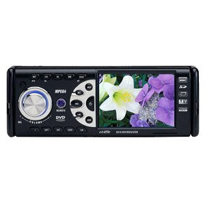 3.5 Inch wide TFT CAR DVD PLAYER 990