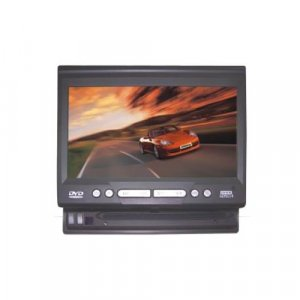 7 inch Auto-flex TFT High-definition LCD DVD Player(SY-735)