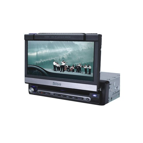 7 inch In-dash Car Audio DVD/MP3/GPS Player(SY-7812)
