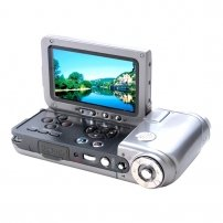 Digilife DDV-521 Digital Camcorder 12 MP CMOS Sensor/2.7-inch TFT Screen