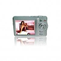 """"""" DC -3266 12 MP Digital Camera With 2.5-inch TFT LCD Display"""