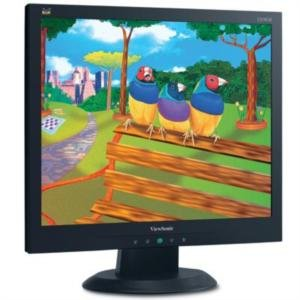 """17"""" 1280x1024 LCD BLACK"""