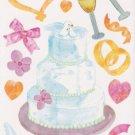 Maxi Wedding Vellum Stickers