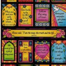 Christian Sayings Stickers