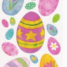 Maxi Easter Egg Stickers