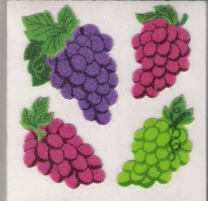 Fuzzy Grapes