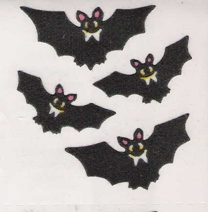 Fuzzy bats