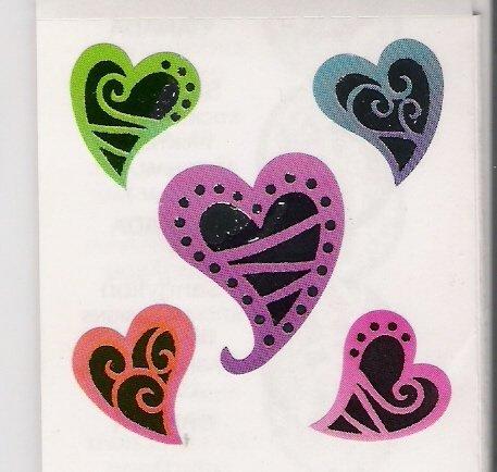 Pearly Hearts