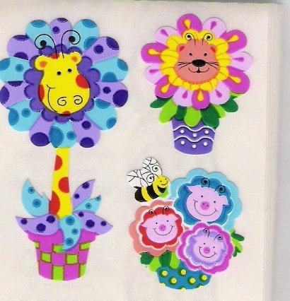 Animal Flowers