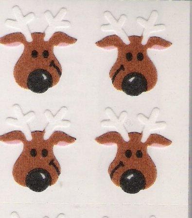 Fuzzy Reindeer