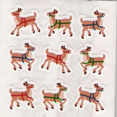 Mini Reindeers