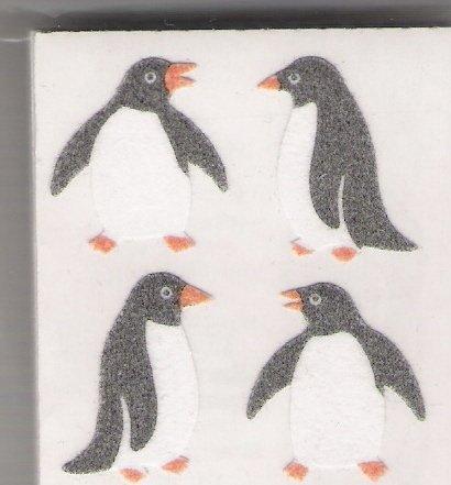 Fuzzy Penguins