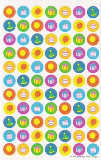 Maxi Mini Birthday Items