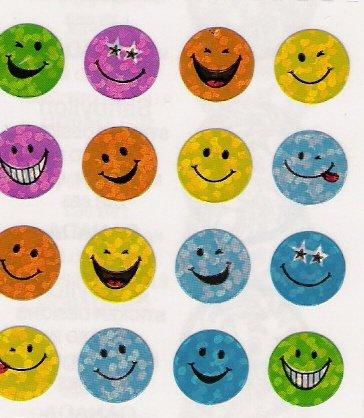 Mini Smiley Faces