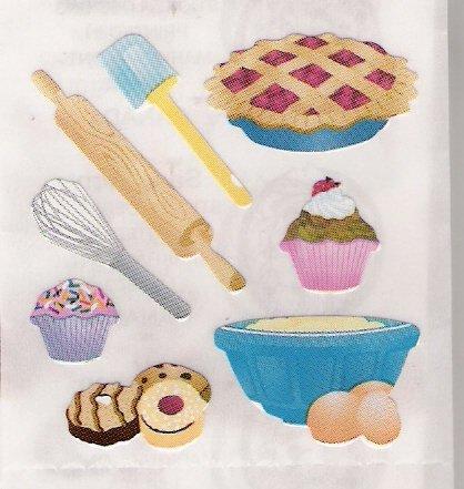Cherry Pie Baking