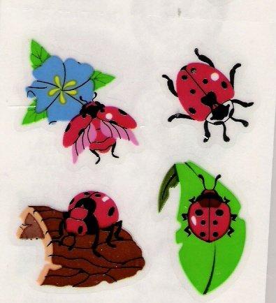 Ladybugs in Trees