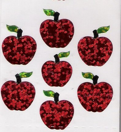 Red Pearly Apples