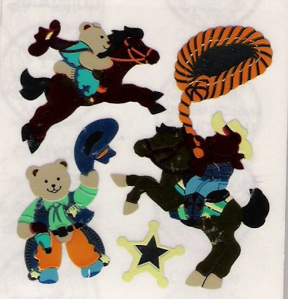 Cowboy Bears