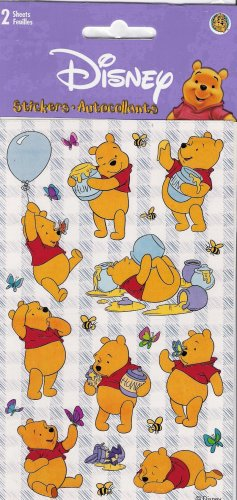 Pooh with Hunny