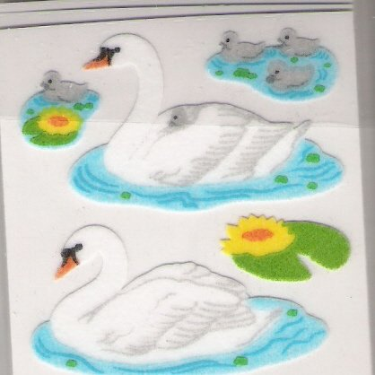 Fuzzy Swans
