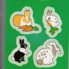 Green Rabbits