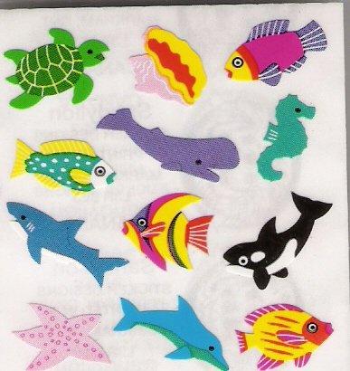 Mini Sea Animals