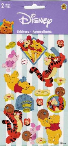 Pooh and Tigger Baseball