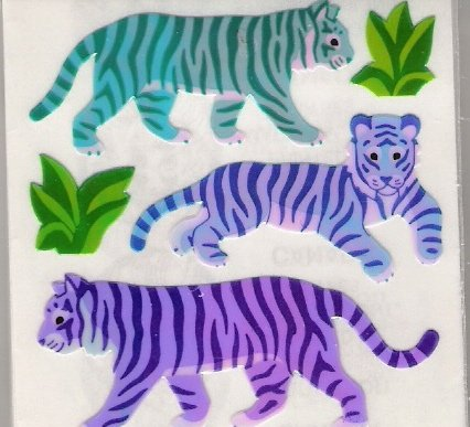Pearly Tigers