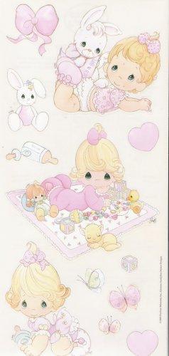 Precious Moments Baby Girl
