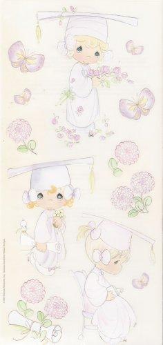 Precious Moments Graduation Girl