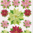 Poinsetta 2 Sheets