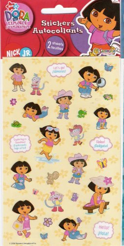Cowgirl Dora 2 Sheets