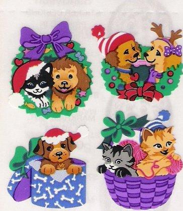 Holiday Dog Presents