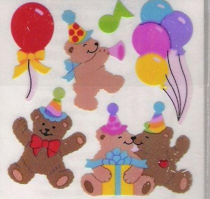 Bears Birthday