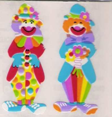 Tall Clowns