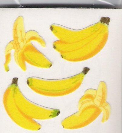 Fuzzy Bananas