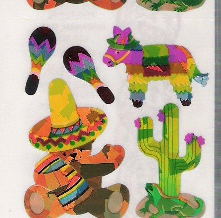 Mexican Fiesta Bear