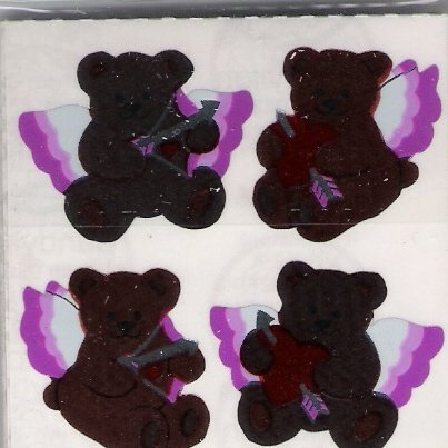 Bears with Wings