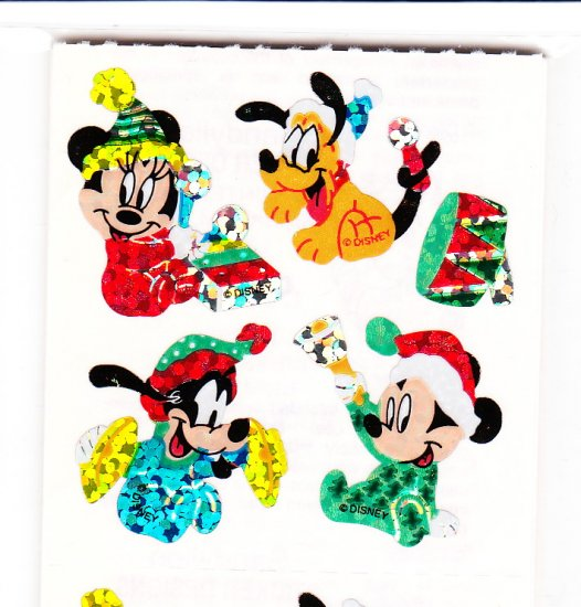 Baby Mickey and Friends Christmas