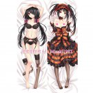 Date A Live Dakimakura Kurumi Tokisaki Anime Hugging Body Pillow Case