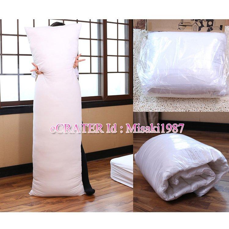 """59"""" * 20"""" Anime Dakimakura Body Pillow Hugging Pillow Inner 50cm * 150cm"""