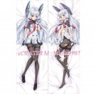 Kantai Collection KanColle Dakimakura Murakumo Anime Hugging Body Pillow Case Cover