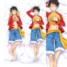 One Piece Dakimakura Monkey D Luffy Anime Hugging Body Pillow Case Cover