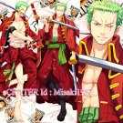 One Piece Dakimakura Roronoa Zoro Anime Hugging Body Pillow Case Cover